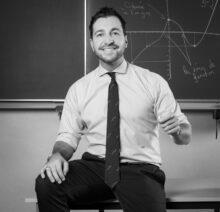 Alexandre Moulin - Direction & cours d'économie + math