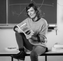 Mélanie Lamon (Communication)
