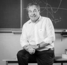 Philippe Moulin - Fondateur & math
