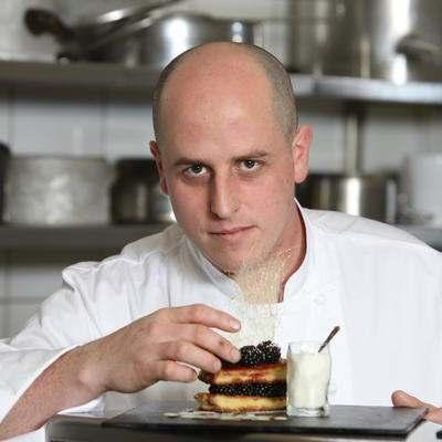 M. Loris Lathion, restaurateur Michelin