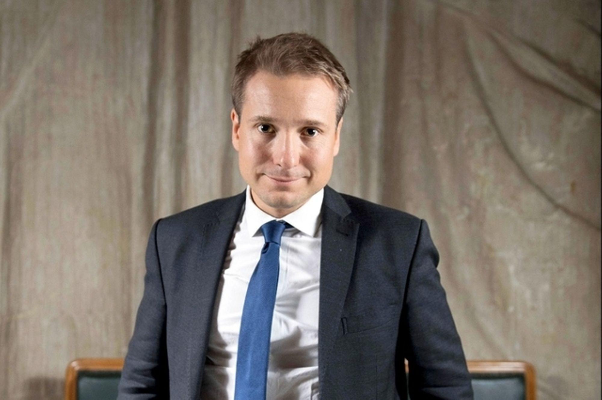 M. Philippe Nantermod, conseiller national suisse