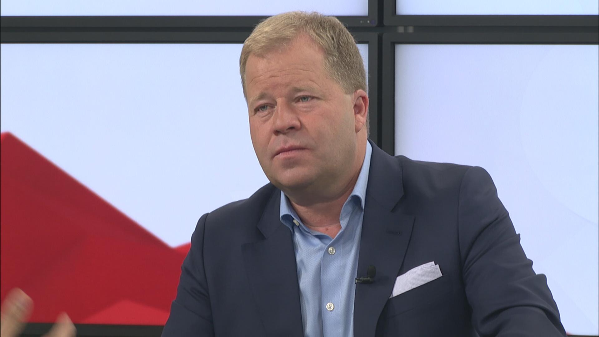 M. Pierre-Alain Grichting, président de la BCVS